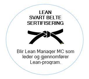 Svart belte sertifisering